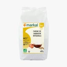 Farine de sarrasin intégrale Markal