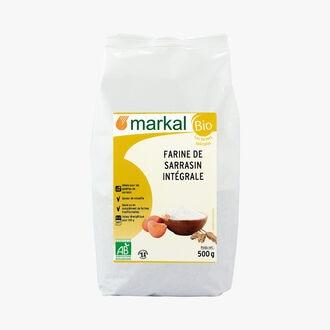 Whole buckwheat flour Markal