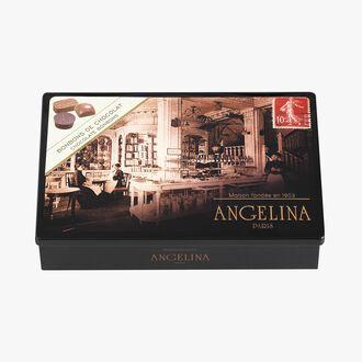 Assortiment de 15 bonbons de chocolat Angelina