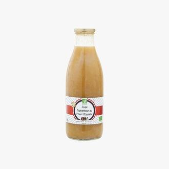 Soupe de Topinambours au Piment d'Espelette Oh ! Légumes oubliés
