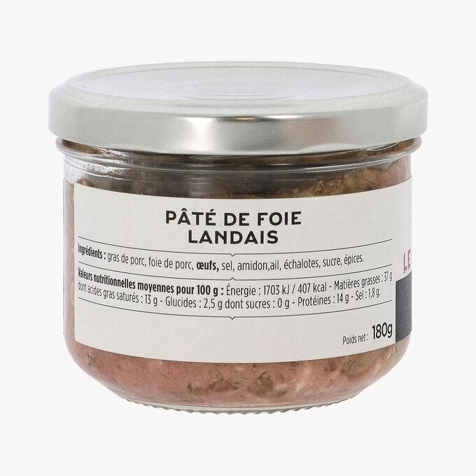 Landes liver pâté La Grande Épicerie de Paris