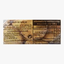 Nançay shortbread Daniel Mercier