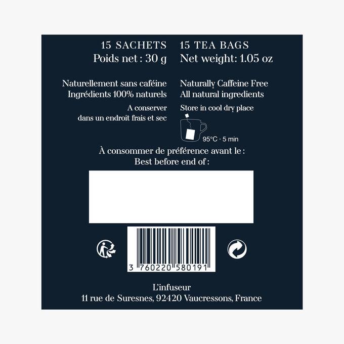 Infusion N°6, 15 tea bags L'Infuseur