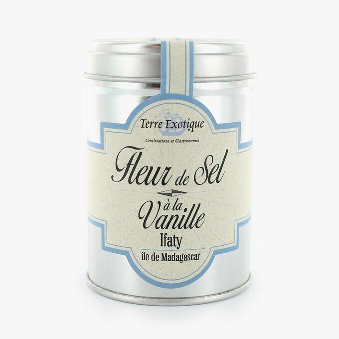 Vanilla fleur de sel Terre Exotique