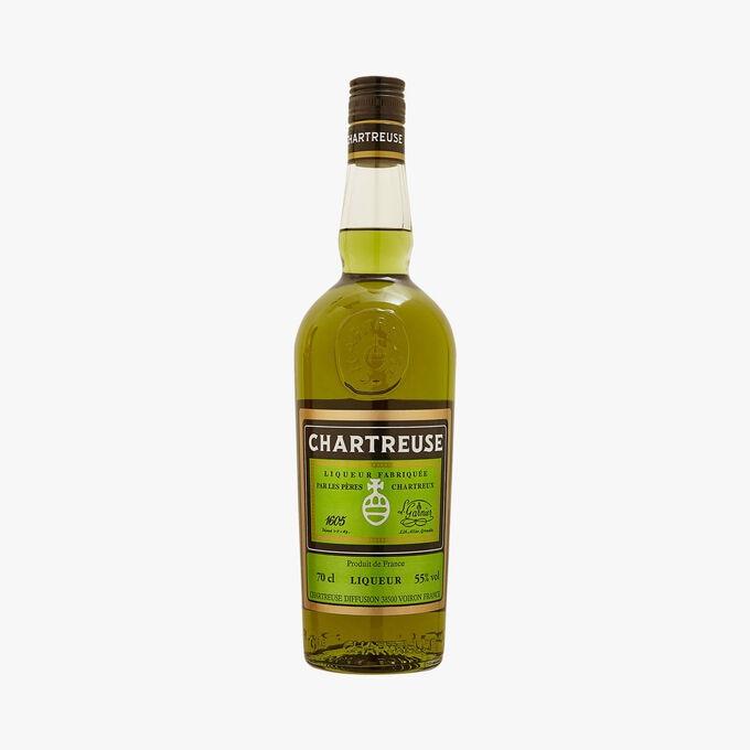 Liqueur Chartreuse Verte Chartreuse