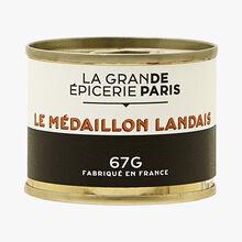 Landes medallion La Grande Épicerie de Paris