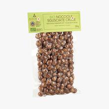 Organic Nocciole Piemonte IGP hazelnuts, raw shelled Altalanga