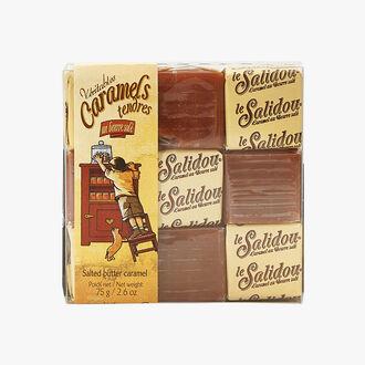 Caramels tendres au beurre salé La Maison d'Armorine