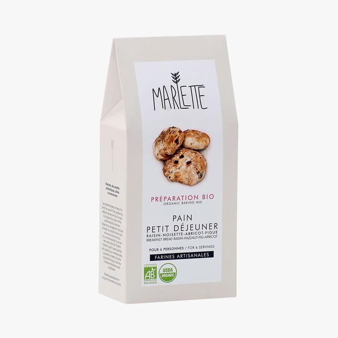 Organic mix for breakfast bread Marlette