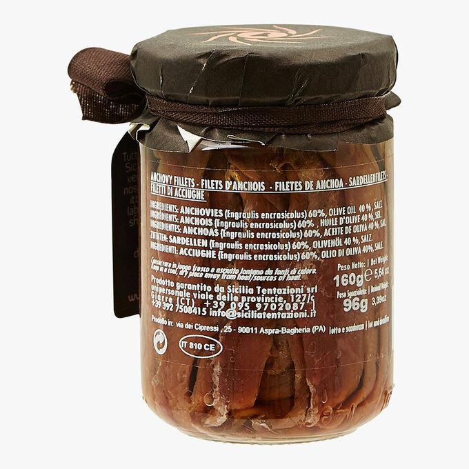 Filets d'anchois Siciliatentazioni