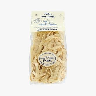 Egg parpadelle pasta Pâtes Fabre