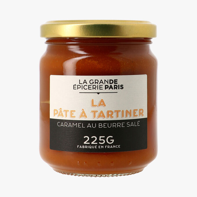 La pâte à tartiner caramel au beurre salé La Grande Épicerie de Paris