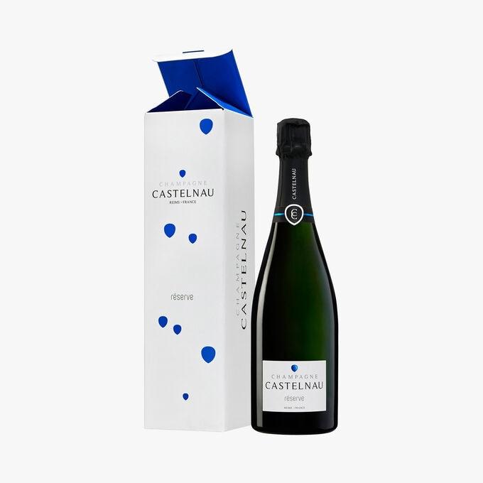 Champagne de Castelnau, Brut Réserve Champagne Castelnau