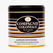 Lapsang souchong - Smoked black tea with pine root Compagnie Coloniale