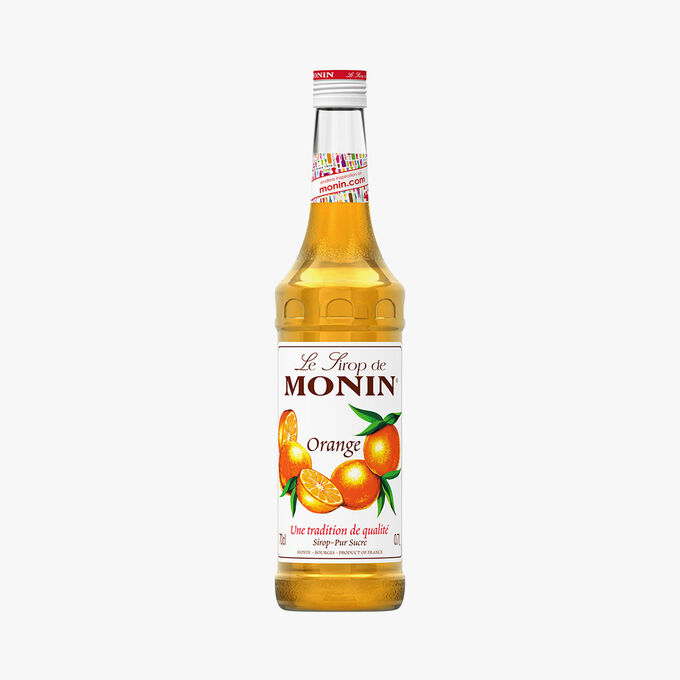 Sirop d'orange Monin