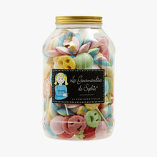 Mélange confiserie - bocal Les Gourmandises de Sophie