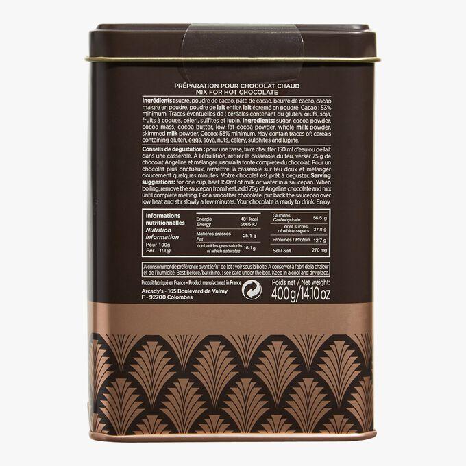 Hot chocolate mixture Angelina