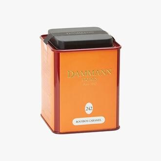 Rooibos parfumé Caramel N° 242 Dammann Frères