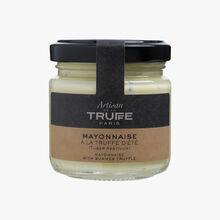 Summer truffle mayonnaise Artisan de la truffe