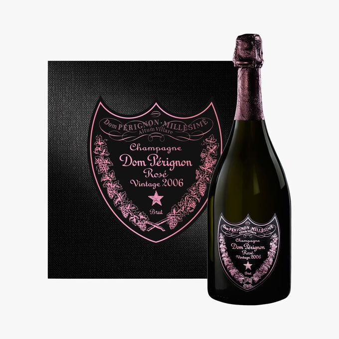 Champagne Dom Pérignon Rosé Vintage 2006 Coffret Dom Pérignon