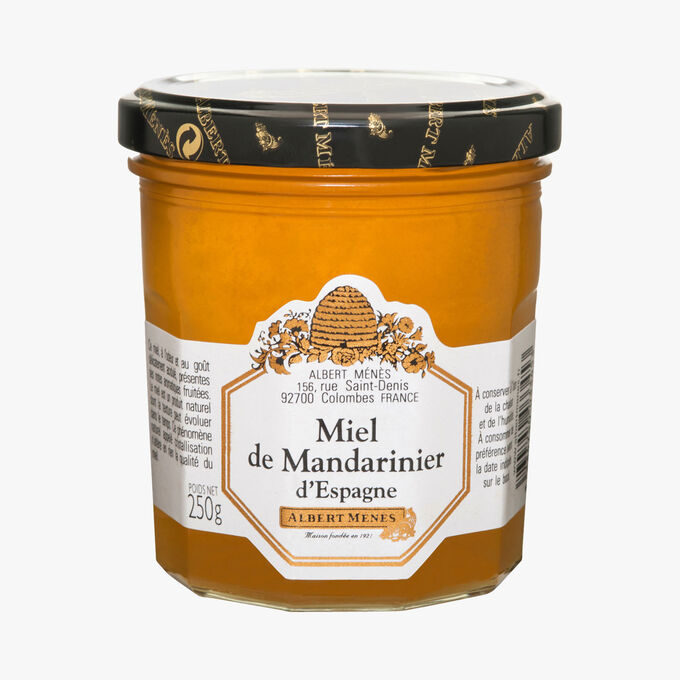 Miel de mandarinier d'Espagne Albert Ménès