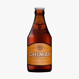 Chimay Triple beer Chimay
