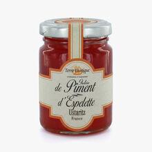Espelette chilli jelly Terre Exotique