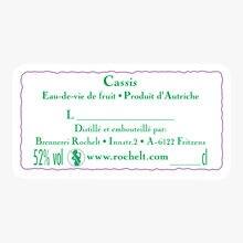 Eau-de-vie Cassis 2010 Rochelt