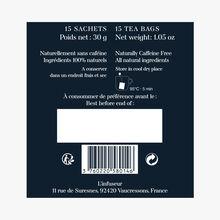 Infusion N°1, 15 tea bags L'Infuseur