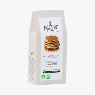 Organic mix for pancakes and waffles Marlette
