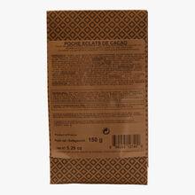 Bag of cocoa nibs Michel Cluizel