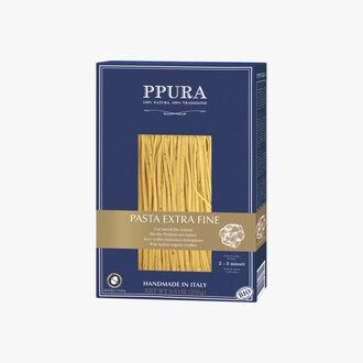 Organic pasta with Italian truffles Ppura