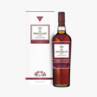 The Macalan Ruby Whisky The Macallan