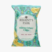 Queen crispy chips - Sea salt Regent's Park