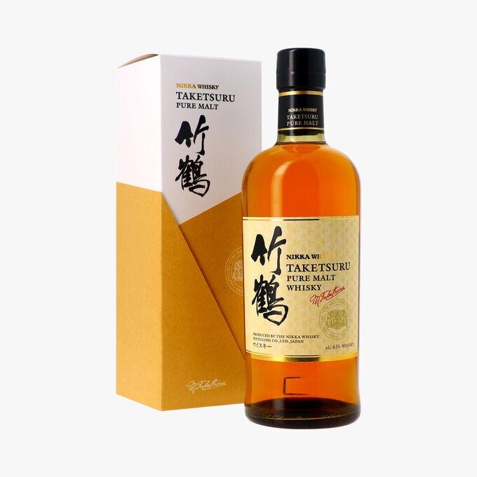 Whisky Nikka, Taketsuru, Pure malt whisky Nikka