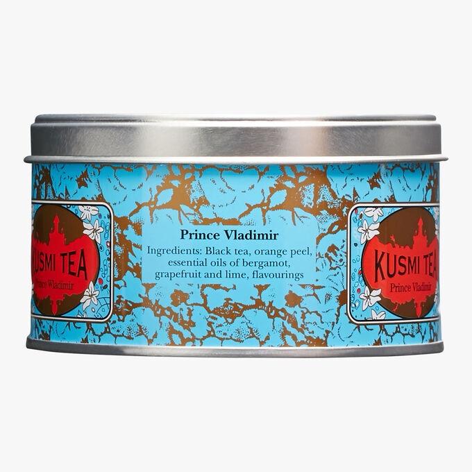 Prince wladimir boîte métal Kusmi Tea