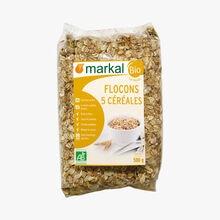 Mélange de flocons de 5 céréales Markal