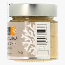 Artichoke delight with summer truffle Tuber aestivum 2.2 % La Cave à Truffes