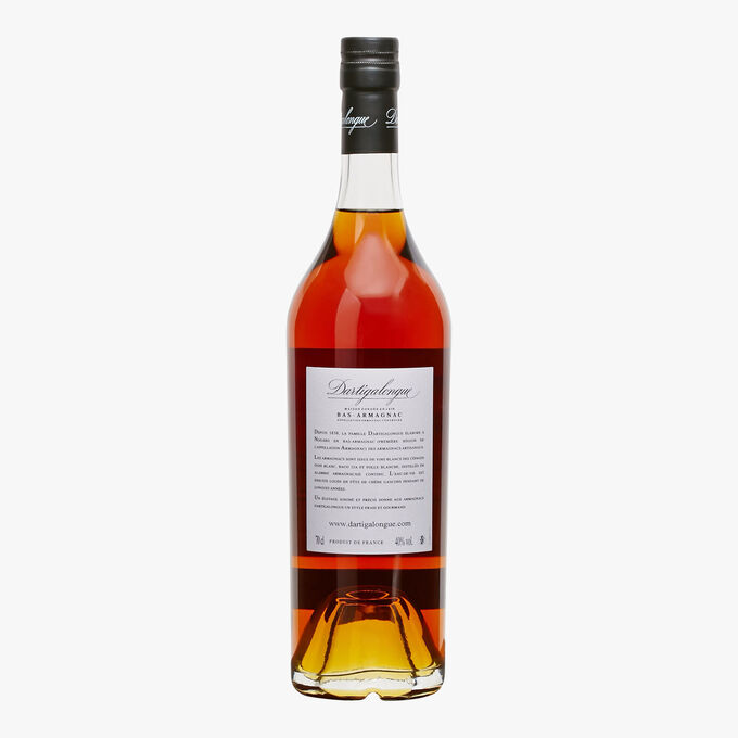 Bas Armagnac 15 ans Dartigalongue