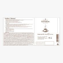 Coffret Dinner Café-Tasse