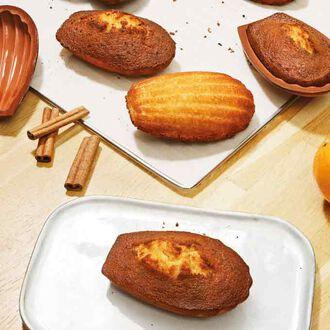 Les madeleines à la cannelle, , hi-res title=Les madeleines à la cannelle,