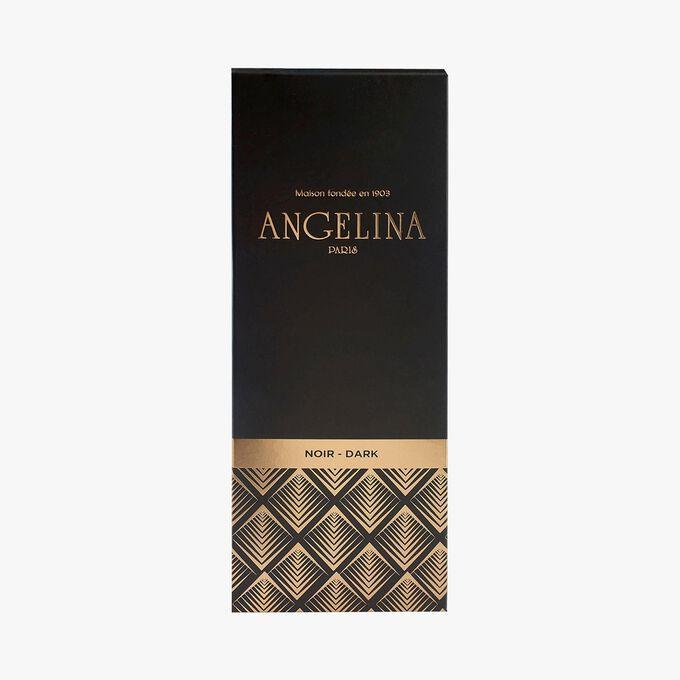 Dark chocolate bar 71.5% cocoa Angelina