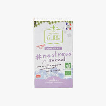"""Infusion """"#no stress so cool"""" - 20 teabags La Tisane du Guide"""