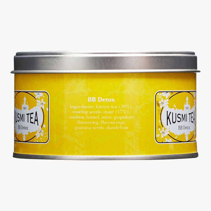 BB détox boîte métal Kusmi Tea