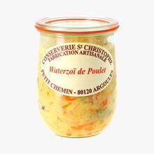 Waterzoï de poulet Conserverie St Christophe