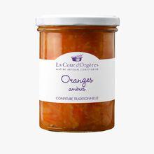 Bitter orange extra marmalade La Cour d'Orgères