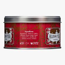 Aqua Rosa boîte métal Kusmi Tea