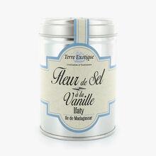 Fleur de sel à la vanille Terre Exotique