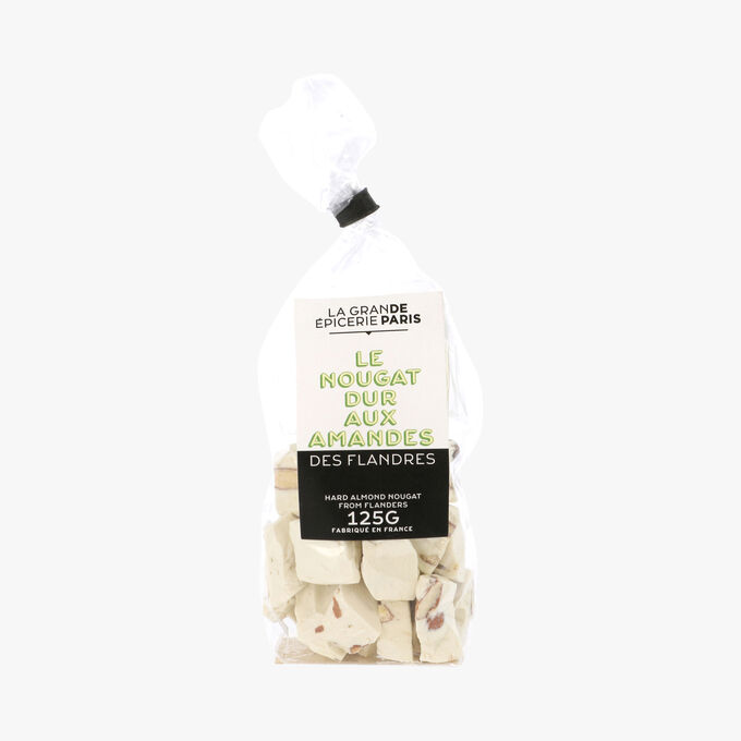 Flanders hard almond nougat La Grande Épicerie de Paris