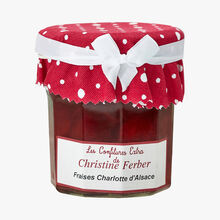 Alsace Charlotte strawberry fruit mixture Christine Ferber